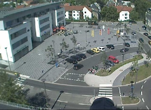 Webcam Stadtbahnhof
